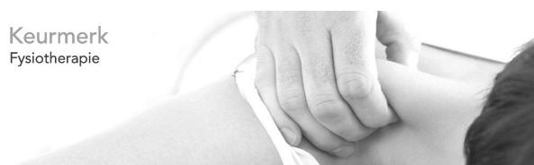 SpotOnMedics FysioOne Koppelt met Keurmerk Fysiotherapie