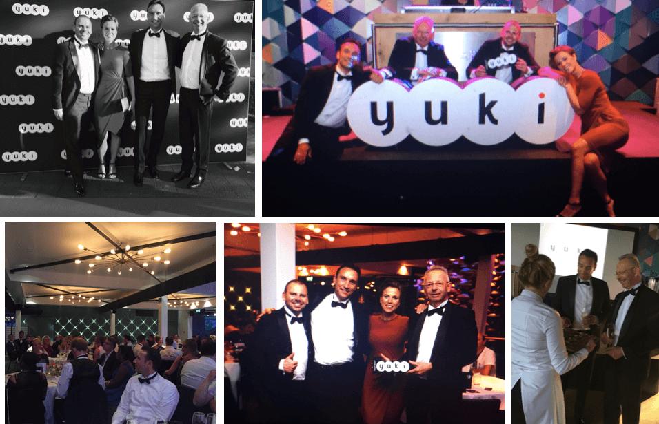SpotOnMedics_Sfeerimpressie_Yuki_Partnerdag_2016_Award-Winnaar_Product_Leadership