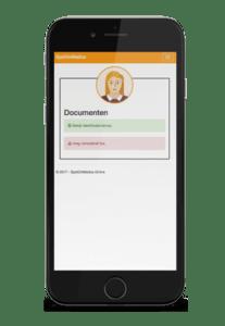 Documenten SpotOnMedics mobiele agenda